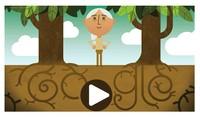 Tampilan Google Doodle Rayakan Hari Bumi Tahun Ke tahun