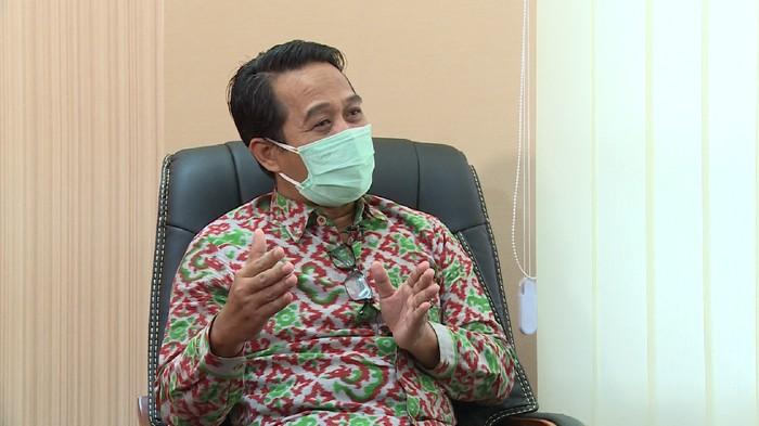 Ketua Umum IDI Daeng M Faqih