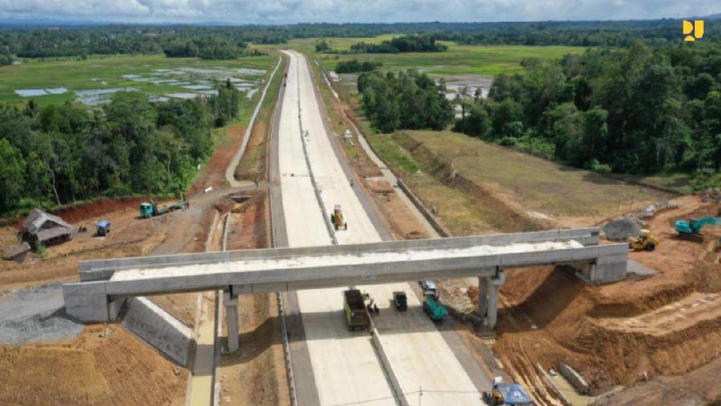 11 Bank Guyur Rp 6 Triliun untuk Proyek Tol Serang-Panimbang
