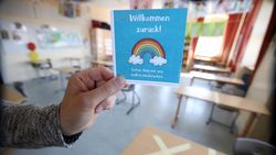 Corona Belum Reda, Ratusan Ribu Siswa Jerman Kembali ke Sekolah