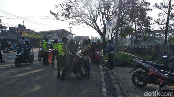 Pelaksanaan PSBB di Kota Bandung