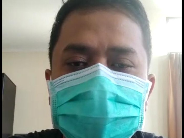 Ketua Hipmi Kabupaten Bandung postif Corona