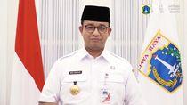 DKI Jakarta Berstatus PSBB, Anies Tiadakan Open House Saat Lebaran