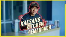 Cemangadh! Kaesang Buat Dalgona Coffee Pakai Resep Sendiri