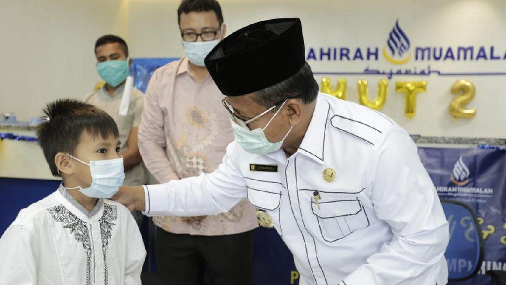 Walkot Banda Aceh Minta Lembaga Keuangan Syariah Tingkatkan Kualitas