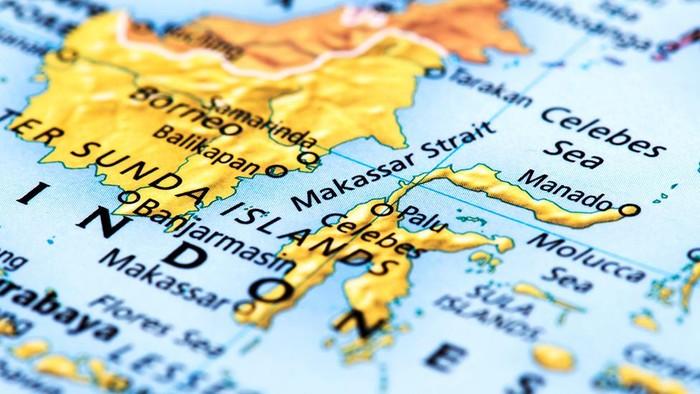 Kalimantan Timur: Ilmuwan temukan risiko tsunami dekat calon ibu kota baru Indonesia