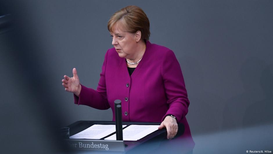 Angela Merkel: Kebijakan Ketat dan Tegas Perlu Untuk Selamatkan Manusia