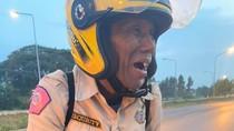 Kisah Sedih Pria Tua di-PHK, Mudik Naik Sepeda, Uang Buat Makan Pun Tak Ada