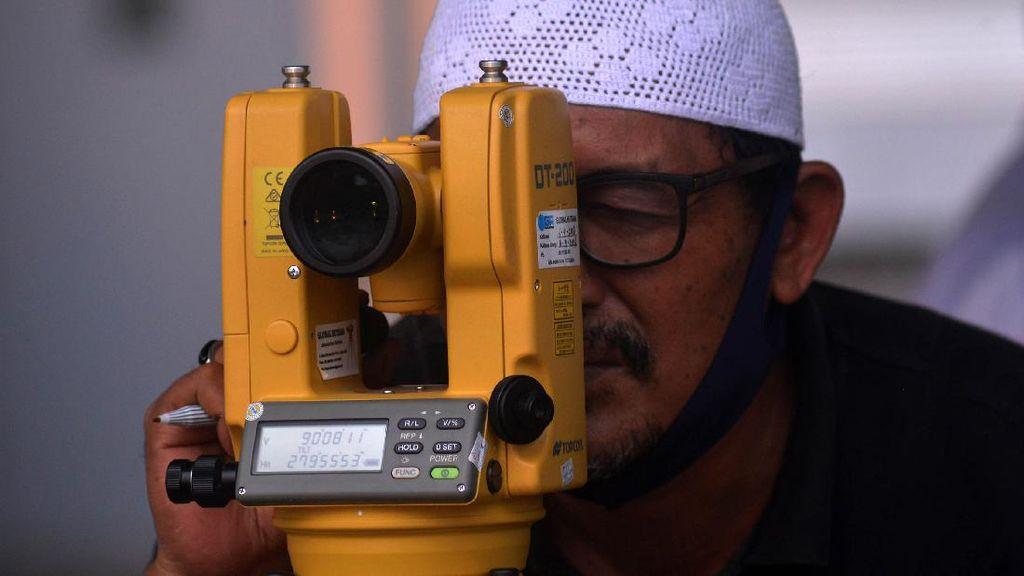 Memantau Hilal Awal Ramadhan di Manado