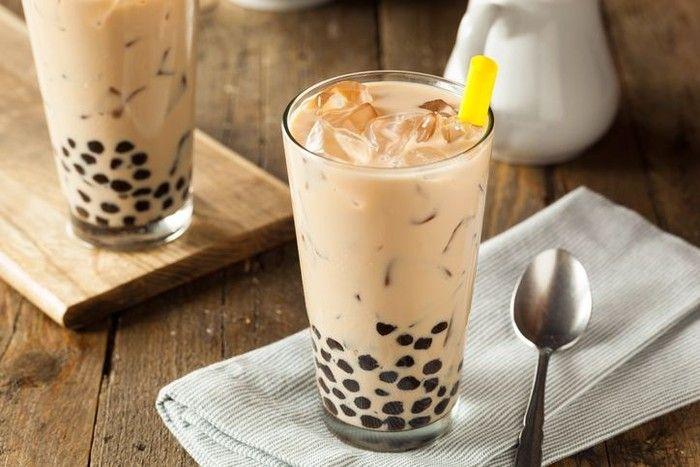 Warga Singapura serbu gerai bubble tea