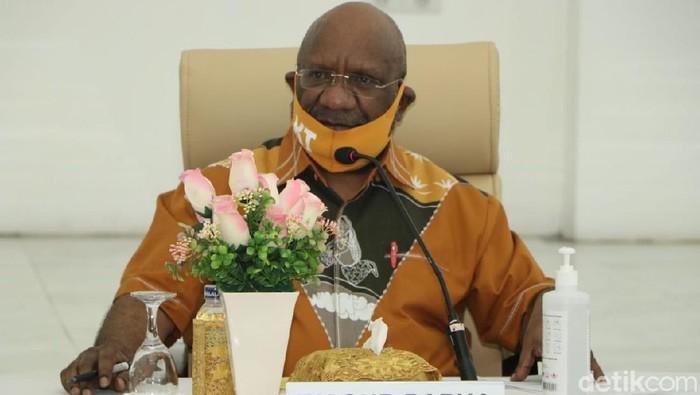 Wakil Guberur Papua, Klemen Tinal.