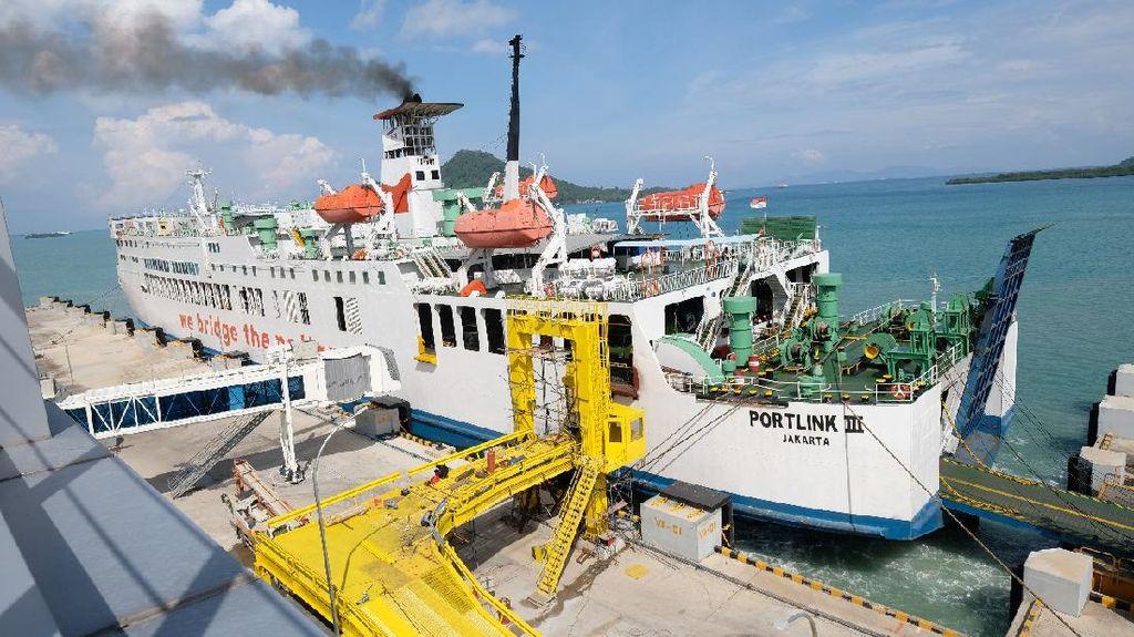 Mudik Dilarang, Penjualan Tiket Penumpang Kapal Feri Disetop
