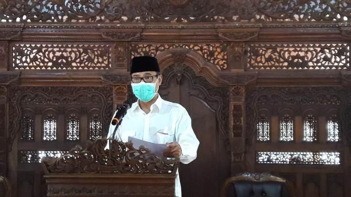Bupati Temanggung Muhammad Al Khadziq
