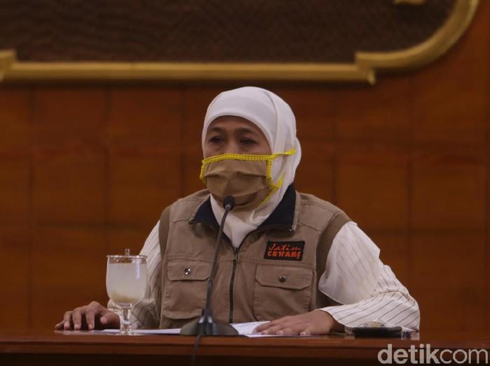 Presiden Joko Widodo telah menetapkan larangan mudik guna menakan angka kasus Corona. Pemprov Jatim akan memperketat 9 titik akses masuk wilayah Jatim.