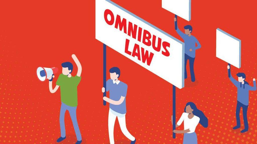 Sikap Buruh Soal Omnibus Law Terpecah, Ada yang Dukung dan Menolak