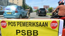 Gubernur Banten Perpanjang PSBB Tangerang Raya hingga 12 Juli