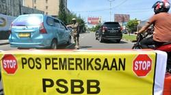 PSBB Jilid II di Makassar Tunggu Keputusan Menkes