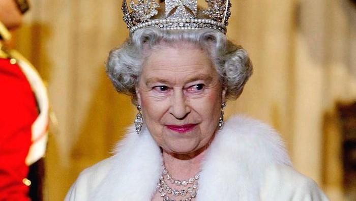 pola makan ratu elizabeth