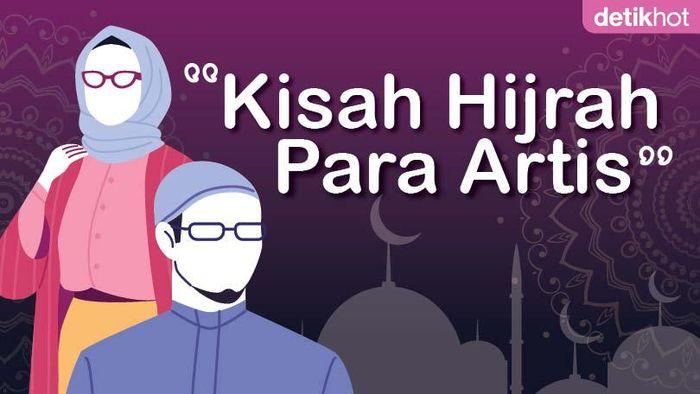 Hijrah Para Artis