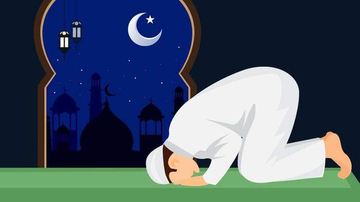One day One Hadits sholat malam tarawih