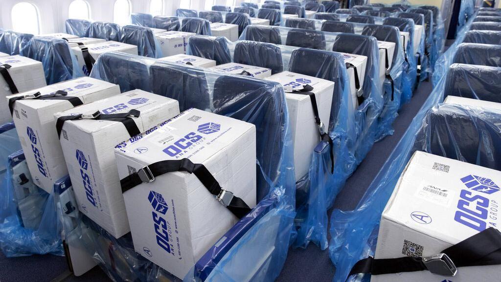 Jepang Manfaatkan Pesawat Penumpang untuk Distribusi Bantuan Medis