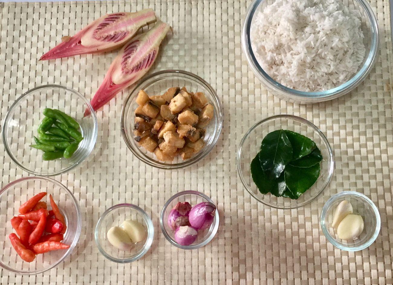 Nasi Jeruk Jambal Roti