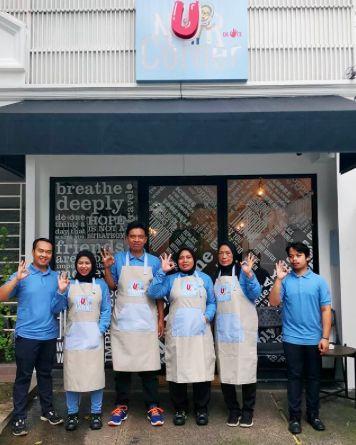 Nur Corner, usaha kuliner Nur Asia Uno