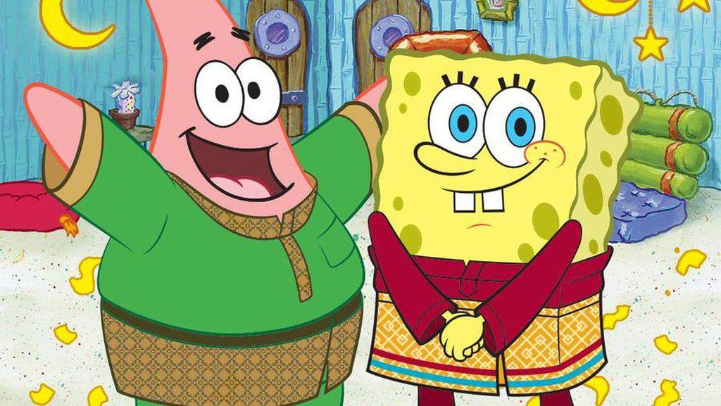 Heboh! SpongeBob SquarePants adalah LGBTQ