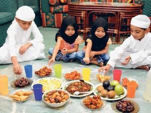 Ini Cara Ajarkan Anak Hikmah Berpuasa di Bulan Ramadhan