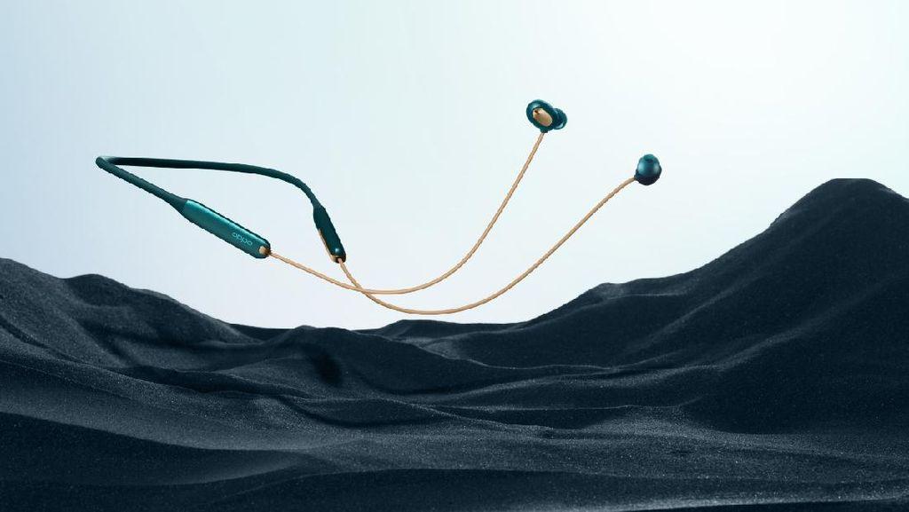 OPPO Punya 2 Wireless Earphone Terbaru, Awetkah Baterainya?