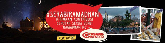 Kirimkan kegiatan seputar ramadhan ke Pasangmata.com