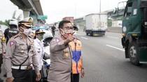 9.393 Kendaraan Pemudik Diputarbalik di Hari Keempat Operasi Ketupat