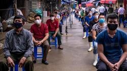 Vietnam jadi salah satu negara yang dapat dikatakan sukses dalam menangani virus Corona. Disiplin warganya menjadi salah satu kunci sukses terbebas dari Corona.