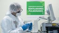 Tak Ada Ventilator, Angka Kematian di Brazil Meningkat Drastis