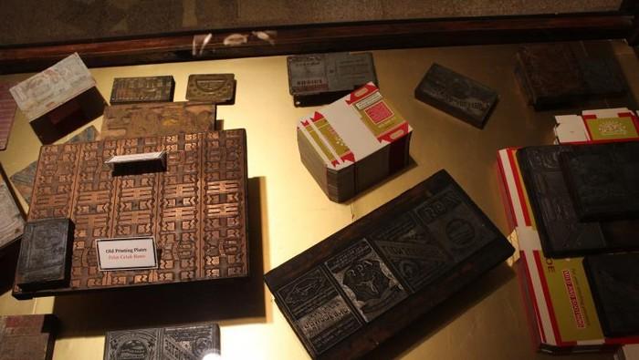 Begini Isi Markas Besar Pabrik Rokok Sampoerna