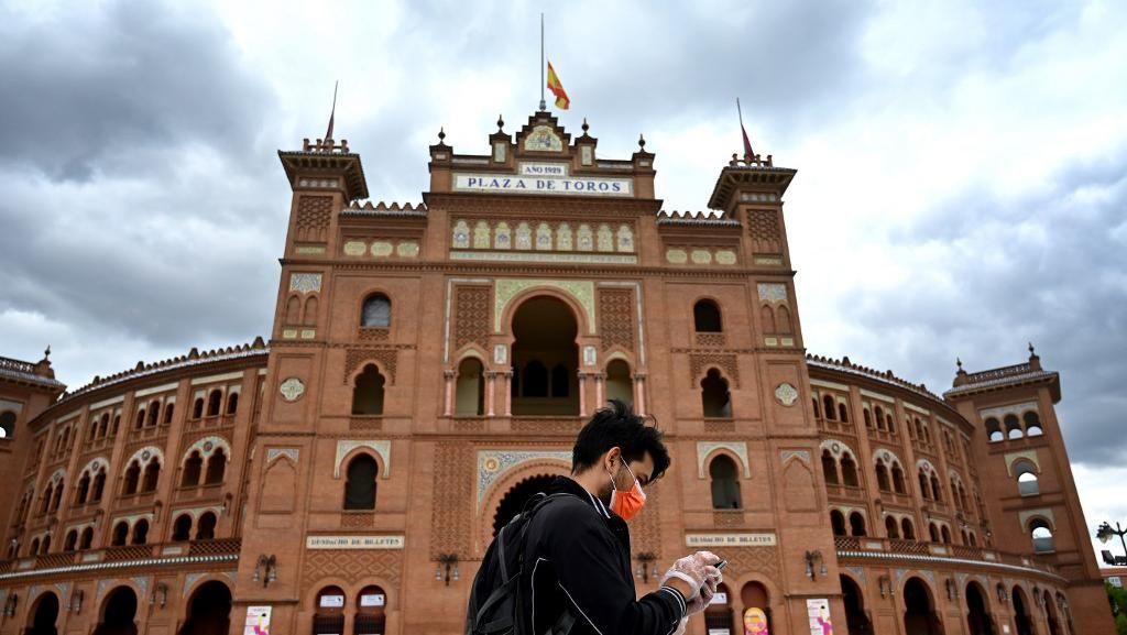 Madrid Kembali Lockdown Demi Tekan Lonjakan Kasus Corona