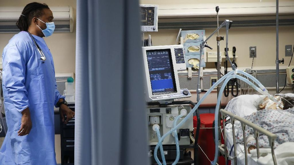Lebih dari 3 Ribu Tenaga Medis di Dunia Meninggal Akibat Virus Corona