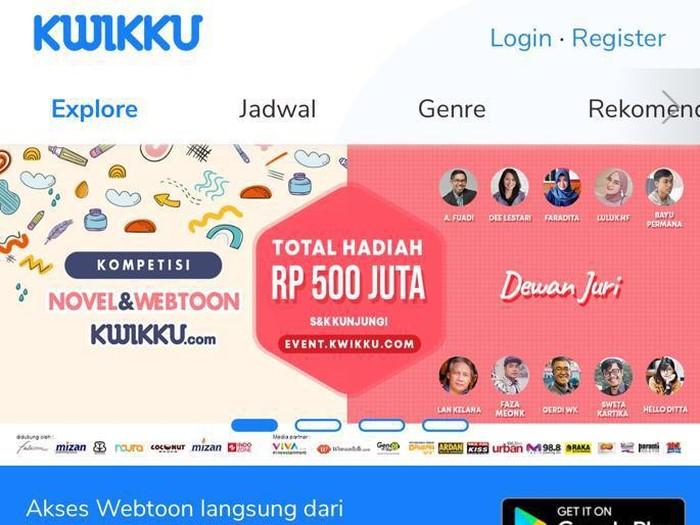 Platform Digital Kwikku