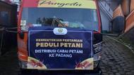 Panen Cabai di Jateng, Kementan Bantu Distribusi Antarwilayah