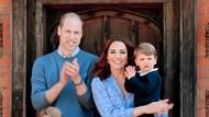 Pangeran William Juga Kesulitan Ajari Anak Homeschooling karena COVID-19