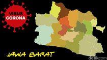 Rapor COVID-19 di Jabar: Tiga Daerah Zona Merah