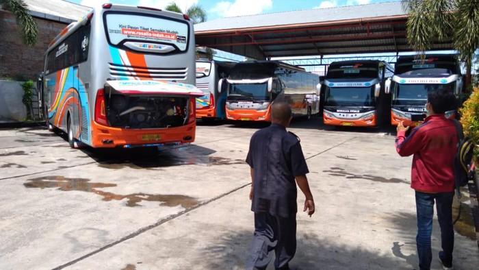 Perusahaan Otobus di Jember