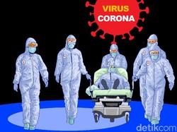 Viral Pasien Corona Kabur Lompat Jendela RS, Begini Ceritanya