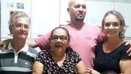 Kunjungan Jadi Tragedi, Wanita ini Kehilangan Suami dan Ayah Akibat Corona