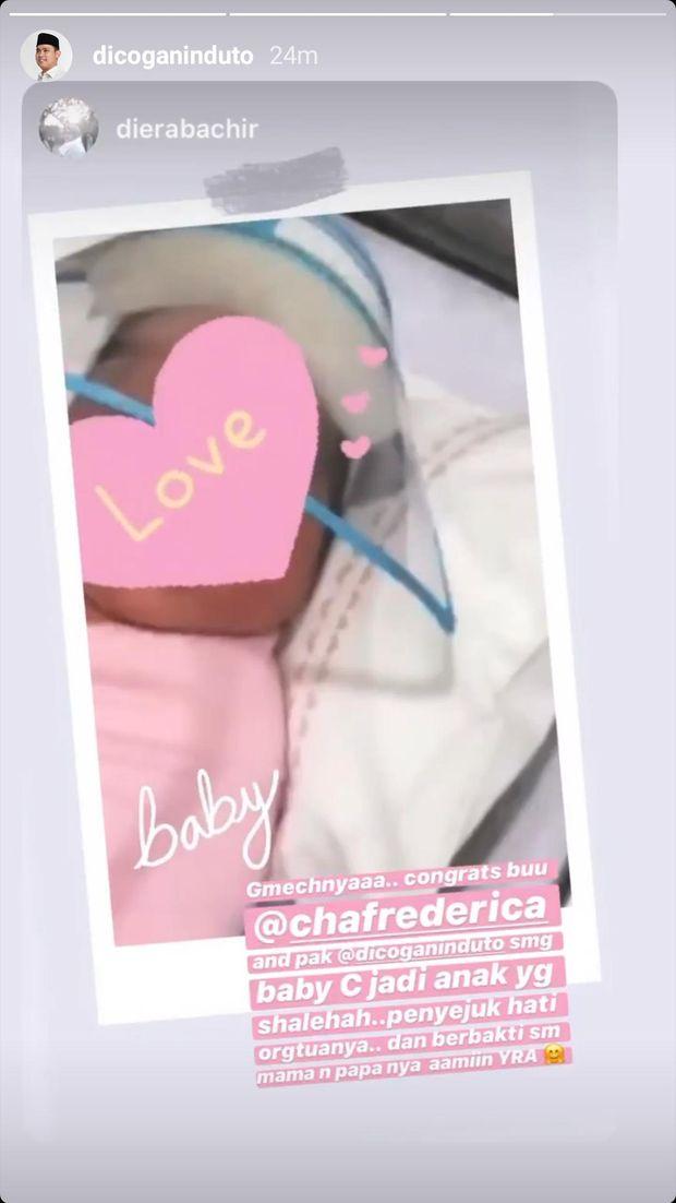 Bayi Chacha Frederika