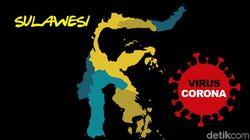 Positif Corona di Sultra Tambah Jadi 240 Kasus, 109 Pasien Sembuh