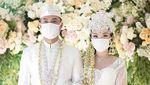 Foto-foto Pernikahan Zaskia Gotik dan Sirajuddin