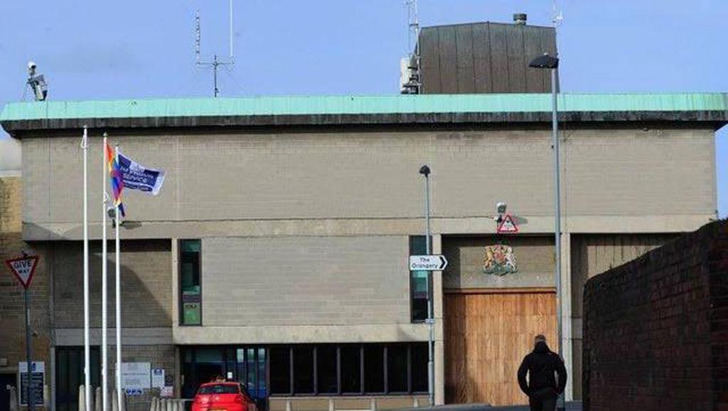 Berjuluk Monster Mansion, Begini Kondisi Penjara Baru Reynhard Sinaga