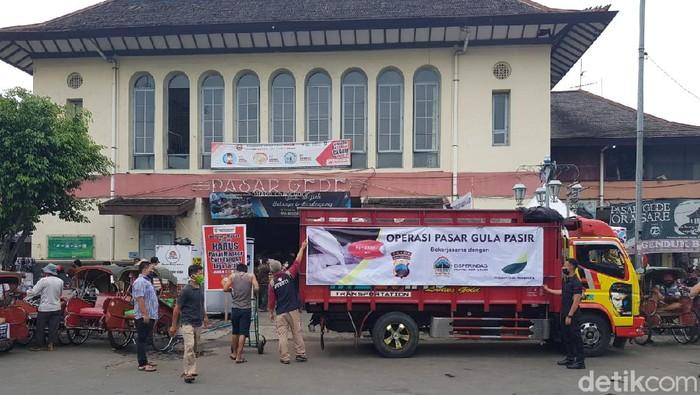 Operasi Pasar Gula