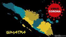 Positif Corona di Riau Bertambah Jadi 117 Kasus, Sumut Tembus 400